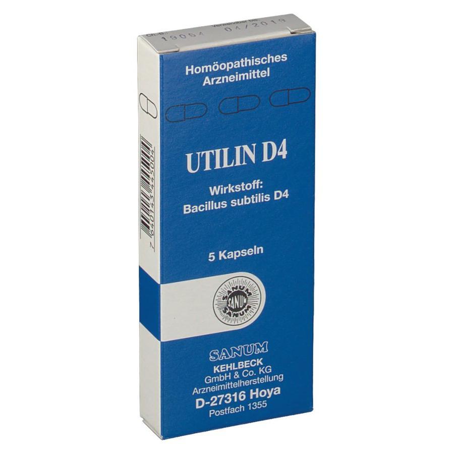 SANUM UTILIN® D4 Capsule