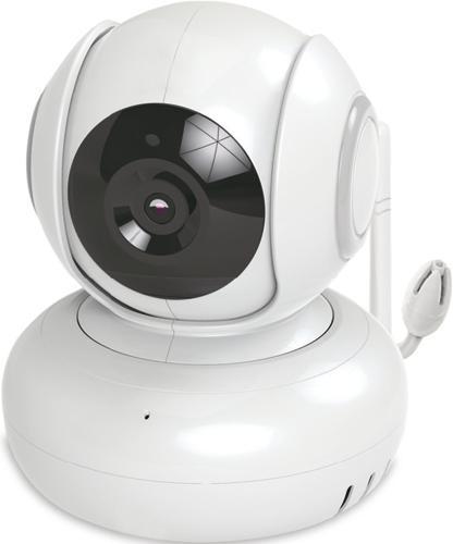 Telecamera MAURER Wi-Fi HD per interno Per monitorare giorno e notte e ricevere notifiche push di allarme sul proprio smartphone. Facilissimo da installare utilizzando la sua App cod 99558