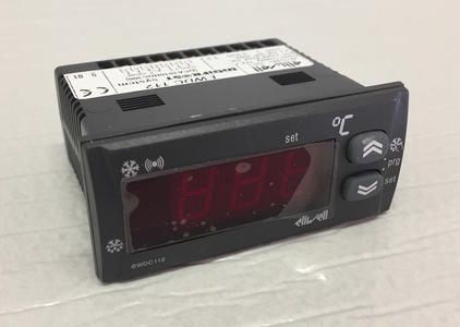 EWDC 112 Controller for Refrigerating Units - 15A - 1HP