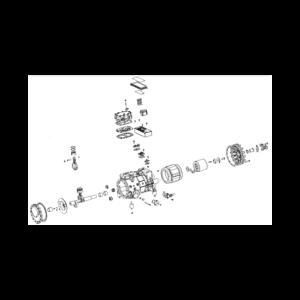 Kit Guarnizioni per Compressore semiermetico a pistoni Frascold