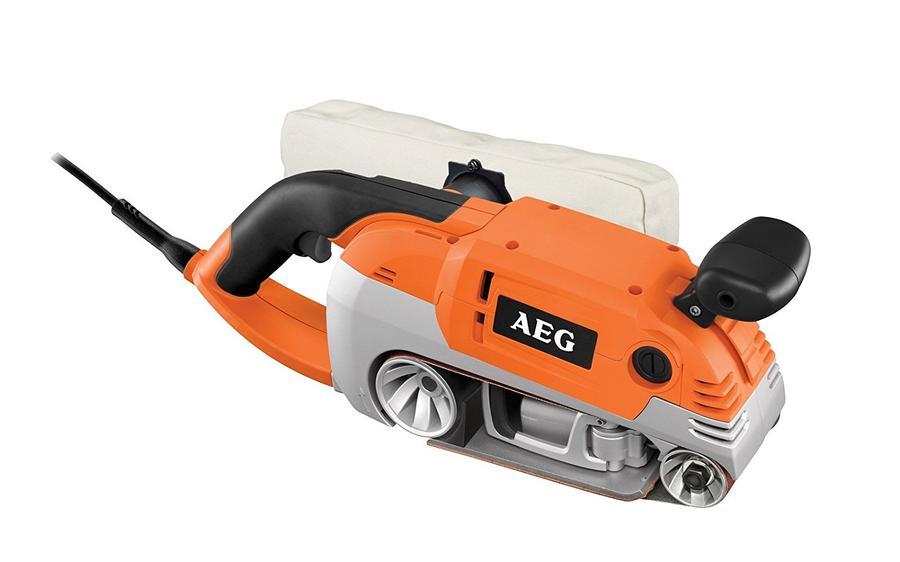 Levigatrice a nastro AEG HBS 1000 E potenza 1010 W