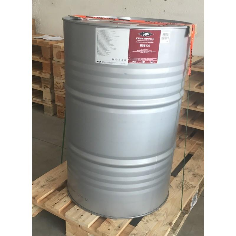 Bitzer Oil BSE 170 - 205 lt tank