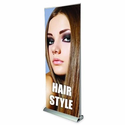 Roll Up bifacciale 85x200 Platinum
