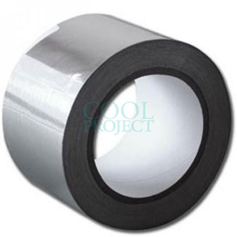 Nastro Adesivo Alluminio Alufoil TF3 - Rotolo 50 mt x 50mm