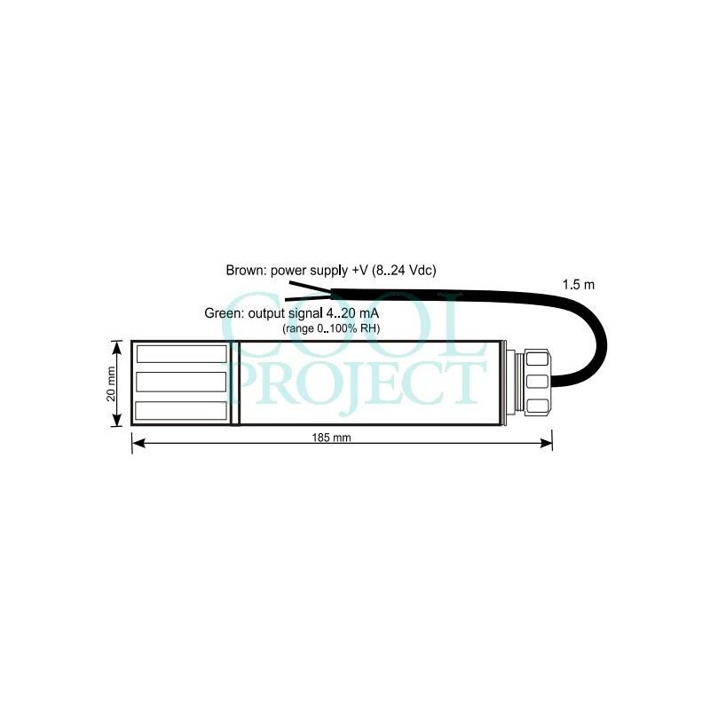 Humidity Probe HR03 BT00753003
