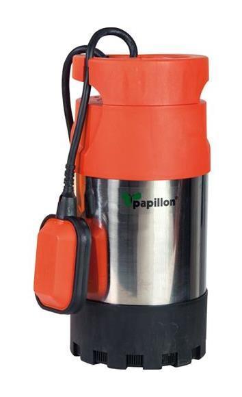 Elettropompa Sommergibile Papillon BREAM Inox Watt 800 Idraulica cod 94737