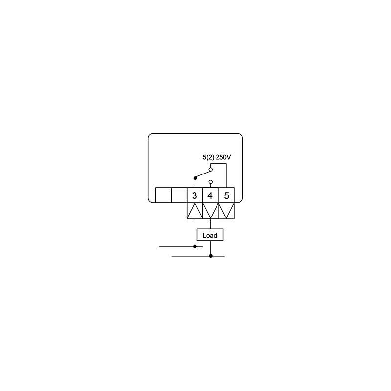 Beta EL0206 Stand alone Hygrostat - White BT90500215