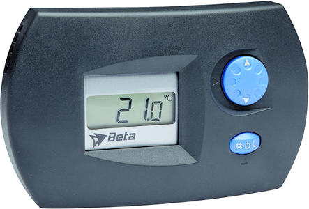 Beta EL0206 Igrostato Stand alone Nero BT90500224