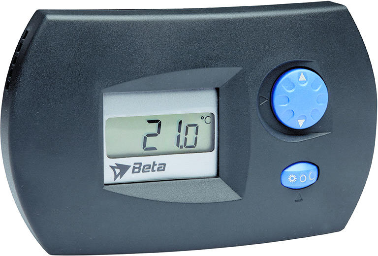 Beta EL0206 Stand alone Hygrostat - Black BT90500224