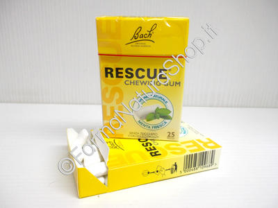 RESCUE Chewing Gum