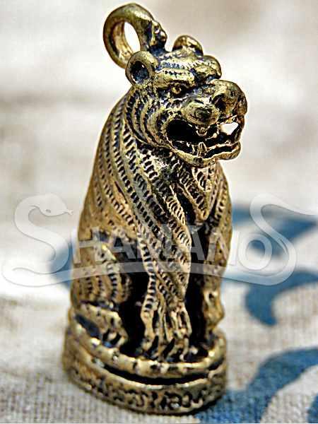 Tigre Thailandese Portafortuna utilizzata per Togliere il Malocchio