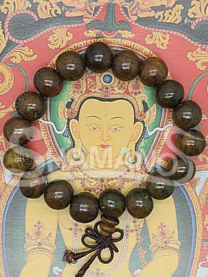Braccialetto Tibetano 18 Perle Energizzato da Monaco