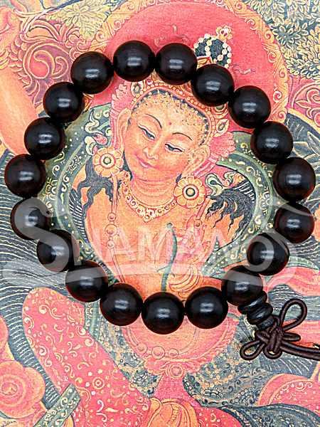 Braccialetto Tibetano 19 Perle Energizzato da Monaco