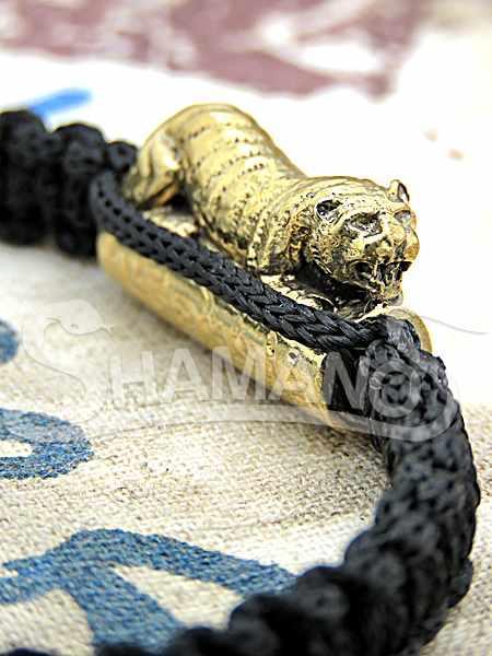 Braccialetto Sciamano Tigre Amuleto Protettivo contro il malocchio