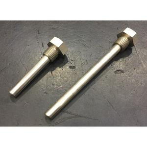 "Housing for temperature probe/sensor ø1/4"" ø8mm"