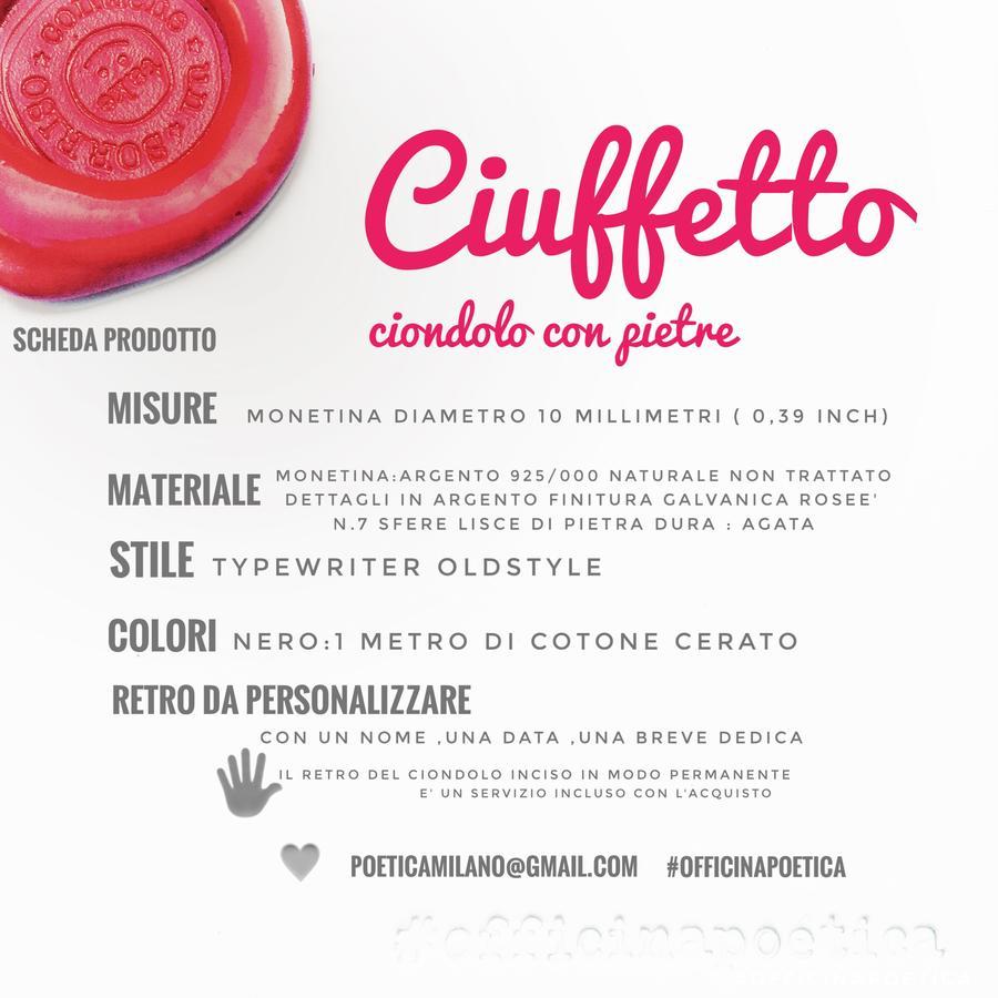 """Ciuffetto """" YOGA"""""""