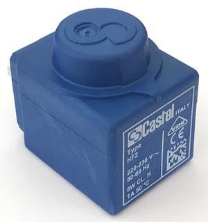 Fast lock coil Castel 9300/RA6