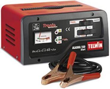 Caricabatterie e mantenitore di carica Telwin ALASKA 150 start 230v