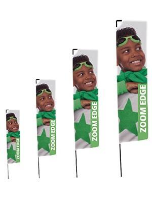 Bandiere Rettangolari Extra Large