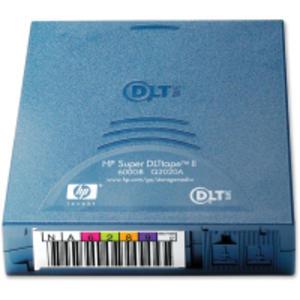 CARTUCCIA DATI HP SUPER DLT II DA 600GB.