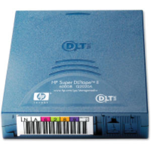 CARTUCCIA DATI HP SUPER DLT II DA 600GB.