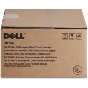 TONER NERO Dell 2335dn HX756 ALTA CAPACITA'