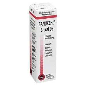 SANUM SANUKEHL BRUCEL D6 Gocce