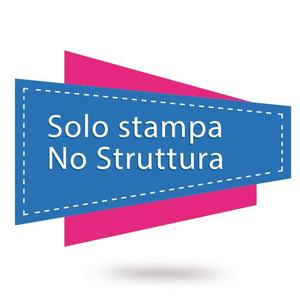 Expo Banner solo stampa sostitutive