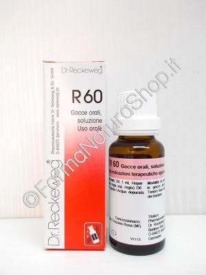 DR. RECKEWEG R60 Gocce