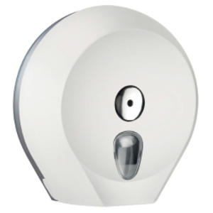 DISPENSER CARTA IGIENICA MIDI JUMBO BIANCO SOFT TOUCH