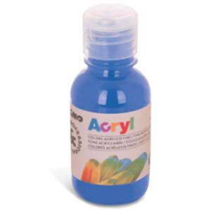 Colore acrilico fine Acryl 125ml blu cobalto PRIMO