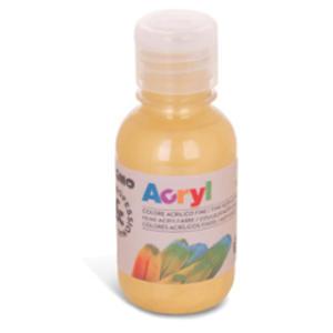Colore acrilico fine Acryl 125ml oro PRIMO