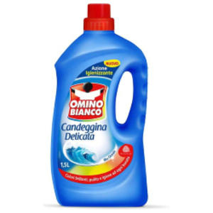 CANDEGGINA DELICATA BLU OMINO BIANCO 1.5LT