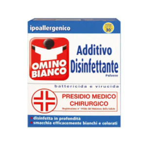 ADDITIVO DISINFETTANTE BABY IGIENIC 450GR PER TESSUTI OMINO BIANCO