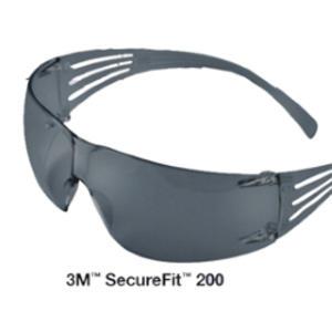 OCCHIALI DI PROTEZIONE Classic SecureFit™ SF202AF LENTE GRIGIA 3M