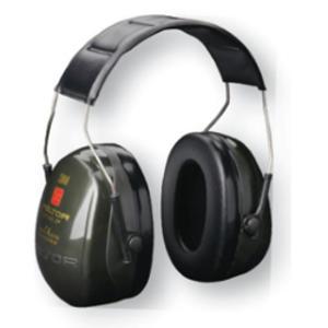 CUFFIA PROTETTIVA Optime™ II PELTOR™ H520A-407-GQ 3M