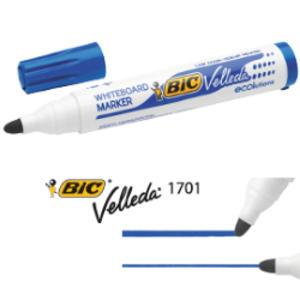 MARCATORE P.TONDA 1.5MM BLU Whiteboard VELLEDA® 1701 Recycled BIC®