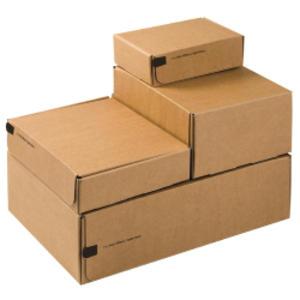 SCATOLE SPEDIZIONE MODULBOX 19,2X15,5X4,3CM AVANA