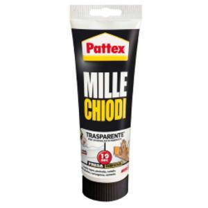 ADESIVO PATTEX MILLECHIODI TRASPARENTE 200GR