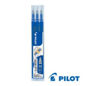SET 3 REFILL SFERA FRIXIONball 0.7mm BLU PILOT