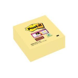 CUBO 270foglietti Post-it®Super Sticky Giallo Canary™ 76x76mm 2028-SSCY-EU