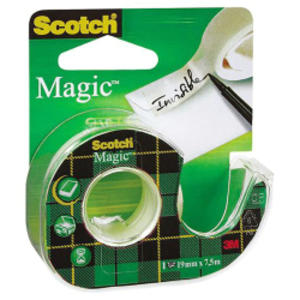 SCOTCH MAGIC 810 IN CHIOCCIOLA 19MMX7,5M