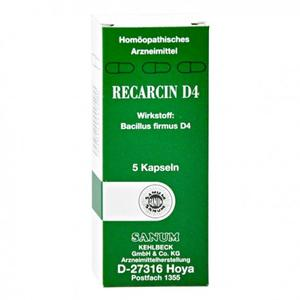SANUM RECARCIN D4 Capsule
