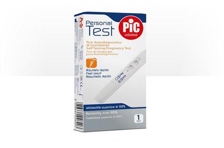 PIC Personal Test Autodiagnostico di Gravidanza