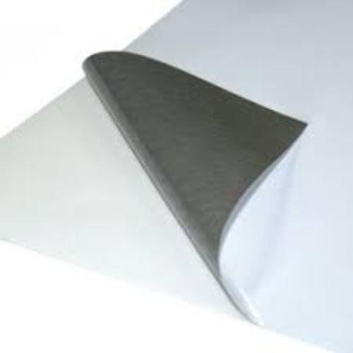 Vinile adesivo opaco retro grigio