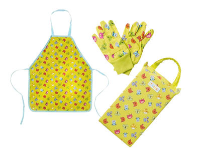 Briers® Set Little Nurseryman - Guanti + Grembiule + Cuscino