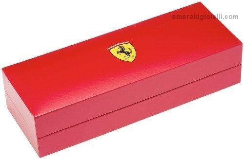 pf9501-1 Penna Sheaffer Ferrari Roller Rosso Corsa