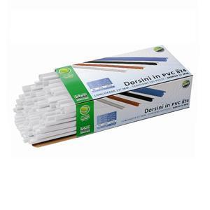 DORSINI IN PVC 10 MM 100 PZ.