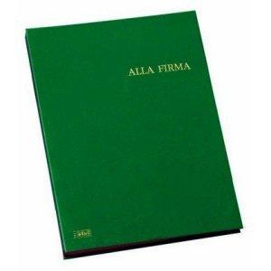 LIBRO FIRMA 14 INTERCALARI