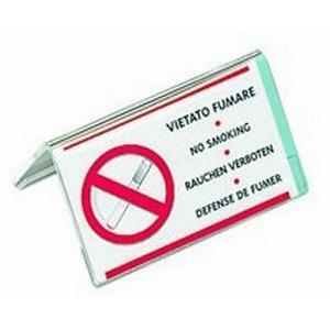 """TARGHETTA """"VIETATO FUMARE"""""""